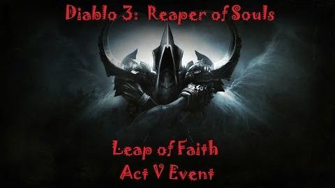 Diablo 3 RoS - Leap of Faith Event - Act 5