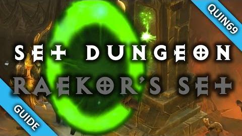 Diablo 3 Set Dungeon - The Legacy of Raekor (Mastery How To Patch 2
