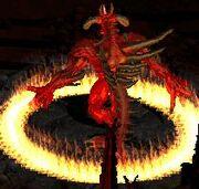 Monster Fire Nova