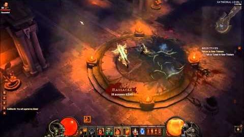Diablo III Black Mushroom