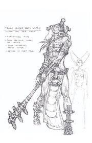 Triune Leader Death Guard artwork