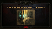Archives of Zultun Kulle