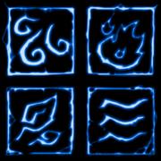 X1 Bog Beacon Runes FX