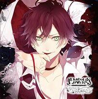 Diabolik Lovers BLOODY BOUQUET Vol.1 Cover