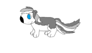 Di'angelo - Rainbow Dash Style - Transparent