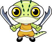Stock-illustration-6725149-chameleon-cartoon