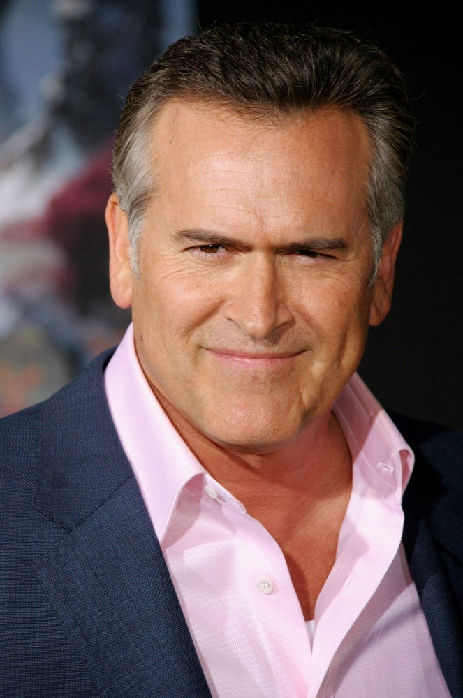 bruce campbell books