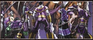 Twilight's Hammer cultists in Warcraft: The Comic.