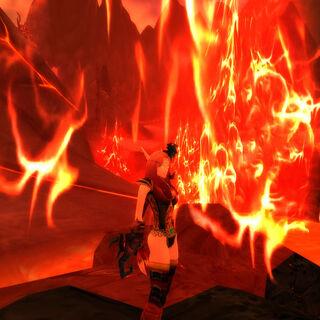 Feuer-Avatar
