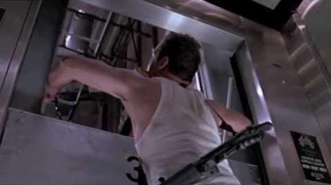 DIE HARD - some great Action Scenes