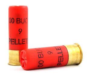 12 Gauge 00 Buckshot