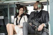 DH5- Martin Hindy on-set with Yuliya Snigir