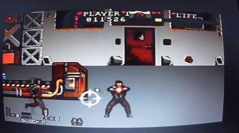 Retro Video Game Review Die Hard 2 on Atari ST