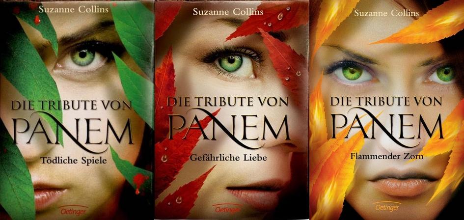 Die tribute von panem trilogie die tribute von panem wiki fandom powered by wikia for Die tribute von panem 2