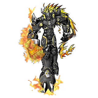 BlackAgunimon
