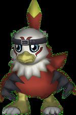 Hawkmon dm