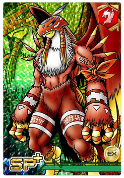 Garudamon 5-591 (DCr)