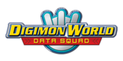 Digimon World Data Squad logo