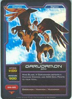 Garudamon DM-120 (DC)