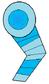 Sky-Blue Digi-Armor