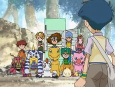 List of Digimon Adventure episodes 07