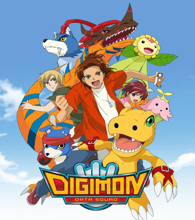 Capitulos de: Digimon Savers