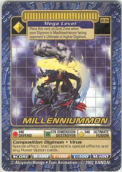 Millenniummon Bo-304 (DB)