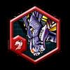 MetalGarurumon 5-549 I (DCr)