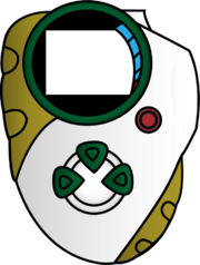 James Tanner Digivice