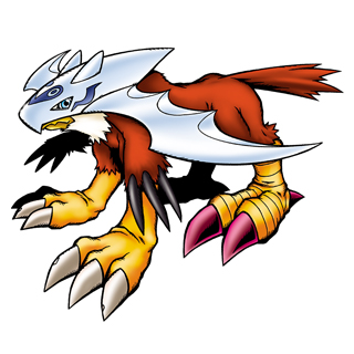 Hawkmon - Digimon Masters Online Wiki - DMO Wiki