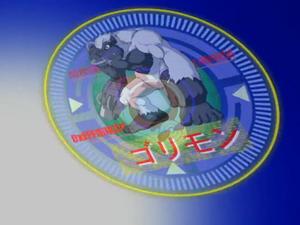DigiAnalyserTamers-Gorillamon