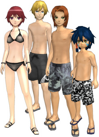 "File:Marcus Damon, Thomas H. Norstein, Yoshino ""Yoshi"" Fujieda, and Keenan Crier (Black Swimsuits) dm.png"