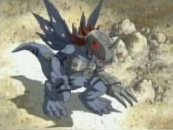 DigiAnalyser02-MetalGreymon(Virus)