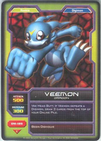 File:Veemon DM-189 (DC).jpg