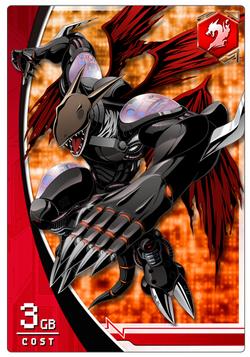 Cyberdramon 4-013 (DCr)