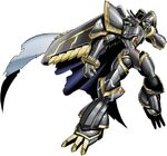 Alphamon (Re-Digitize) b