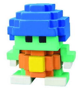 Dot-Kamemon toy