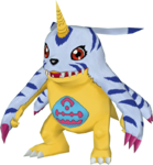 Gabumon dm