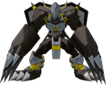 BlackWarGreymon dwds