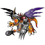 MetalGreymon (Vaccine) b