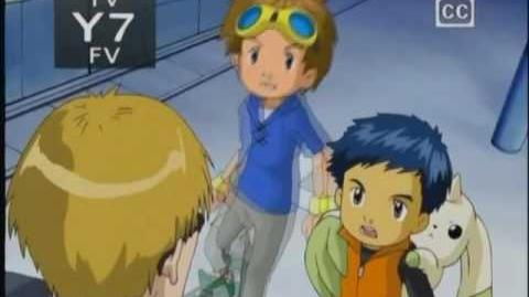 Digimon Tamers Episode 12 Recap