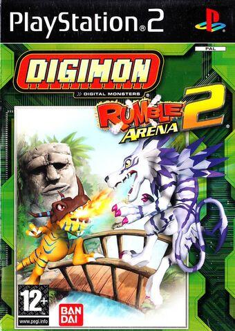 File:Digimon Rumble Arena 2 (PS2) (PAL).jpg