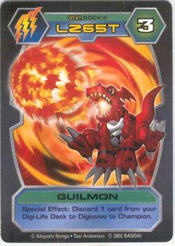 Guilmon DT-87 (DT)