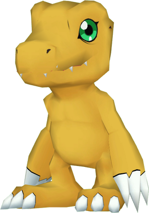 Agumon dm