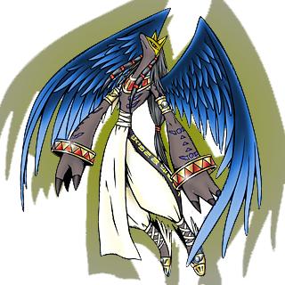 Anubismon Osiris Mode