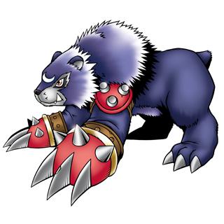 Grizzlymon b