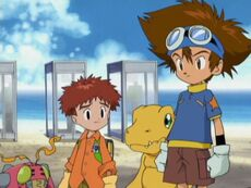 List of Digimon Adventure episodes 02