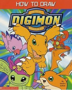 How to Draw Digimon