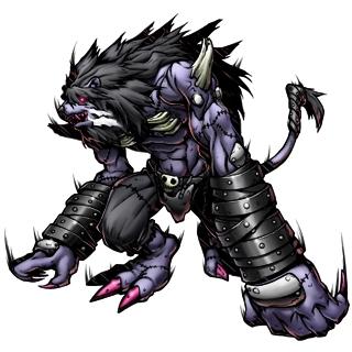 Os Digimons mais trevosos