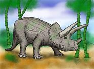 Triceratops by hairydalek-d5mfcgw